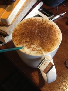 Starbucks' skinny chai tea latte